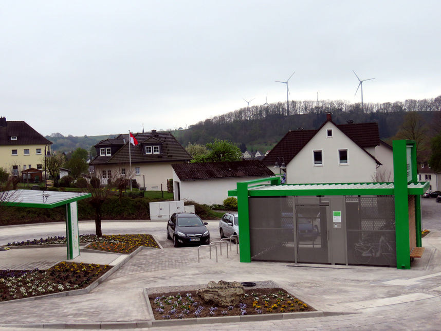 Mobilstation Altenbeken