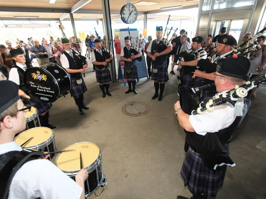 Scotland Pipes & Drums