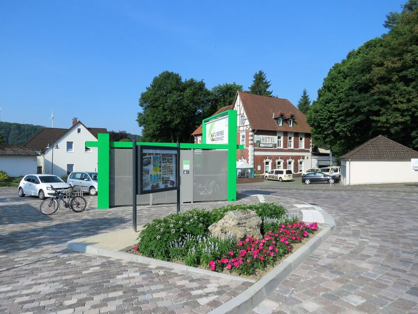 E-Bike-Station Altenbeken